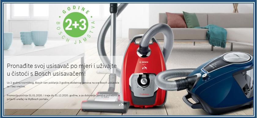 Promocije Bosch malih kućanskih aparata